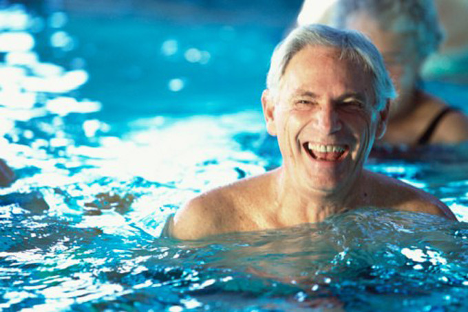 Hình ảnh minh họa bơi