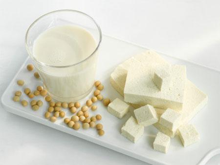 Hình ảnh minh họa sữa đậu nành