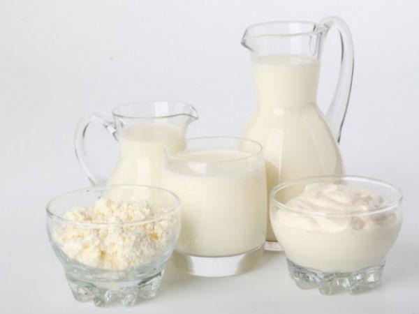 Hình ảnh minh họa các loại sữa